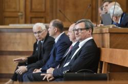 David Rath a další obžalovaní u odvolacího soudu