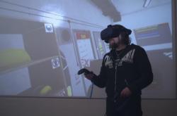 Školení zaměstnanců ArcelorMittal Ostrava pomocí virtuální reality