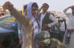 Kontroly Afghánců v Kábulu