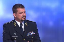Nový ředitel pražské policie Tomáš Lerch