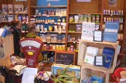Zákazníci v Berlíně vlastní supermarket