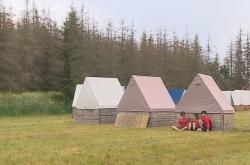 Skautský tábor ve Valdíkově