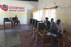 Česká zahraniční pomoc Zambii