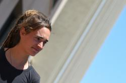 Carola Racketeová po slyšení u italského soudu