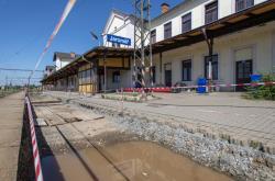 Jaroměřské nádraží
