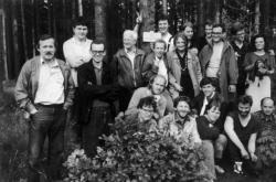 Setkání česko-polských disidentů v létě 1989