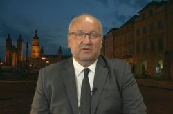 Generální ředitel podniku Lesy ČR Josef Vojáček