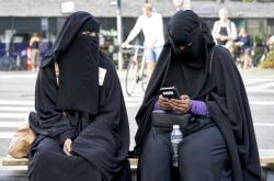 Zahalené ženy