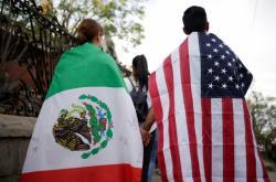 Nedělní shromáždění proti nenávisti v El Pasu