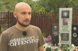 Filip Štěpánek chce stejně jako bratr sloužit u 42. mechanizovaného praporu v Táboře