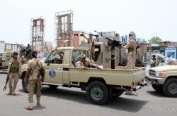 Jihojemenští separatisté v Adenu