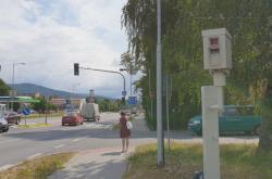 Stacionární radary v Rožnově pod Radhoštěm