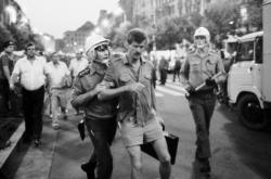 Policejní zásah 21. srpna 1989