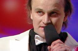 Michael Kocáb v pořadu Československé televize