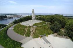 Památník ve Westerplatte