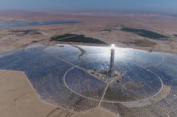 Solární elektrárna Negev Energy