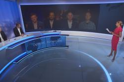 Debata UK o blížícím se rozhodnutí o obžalobách v kauze Čapí hnízdo