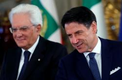 Kabinet Giuseppe Conteho složil přísahu