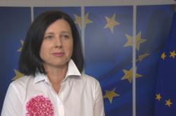 Věra Jourová bude místopředsedkyní EK