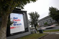 Vládní kampaň vysvětlující okolnosti brexitu
