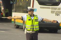 Řidiči tápou při řízení dopravy policií
