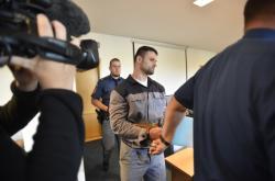 Roman Šupa srazil v Uherském Hradišti seniora