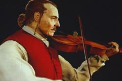 Na animaci Trenck zahraje i na housle