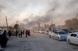 Uprchlíci před tureckou ofenzivou, Rás al-Ajn