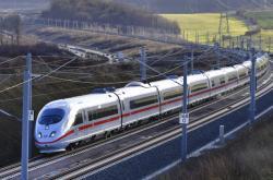 Vysokorychlostní trať v Německu