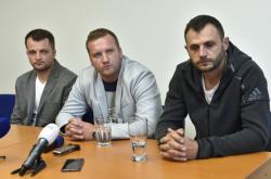 Jiří Stuška, Jiří Vašica a Martin Mikloš