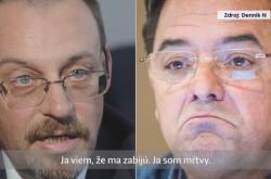 Dobroslav Trnka a Marian Kočner