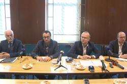 Jednání krajských nemocnic s hejtmany a jejich náměstky o kauze Leontýna