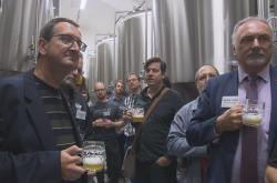 Američtí a kanadští pivovarníci v Česku
