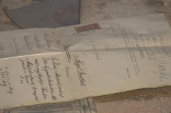 V Terezíně se našly dokumenty z židovského ghetta