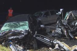 Tragická nehoda na Znojemsku
