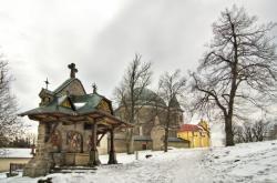 Jurkovičova křížová cesta zdobí Svatý Hostýn