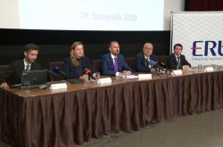 Tisková konference ERÚ