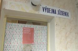 Uzavřená pokladna v Osíčku na Zlínsku