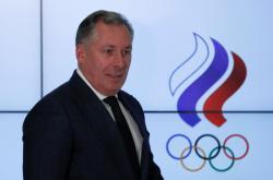 Šéf ruského olympijského výboru Stanislav Pozdňakov