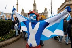 Příznivec skotské nezávislosti