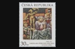 Známka z Poštovní tiskárny cenin