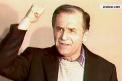 Ion Iliescu v prosinci 1989