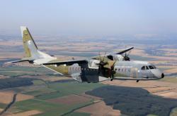 Letoun CASA ve výzbroji armády ČR