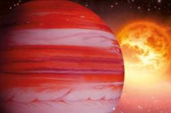 Vizualizace exoplanety