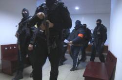 Zoltán Andruskó přichází k soudu