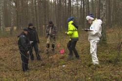 Výzkum u Treblinky