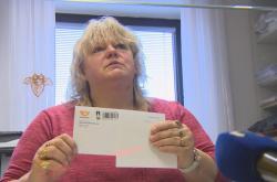 Česká pošta posílá dopis zemřelému muži