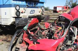 Na jihu Moravy vzrostl počet nehod na železnici