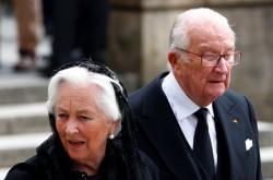 Král Albert II. a královna Paola