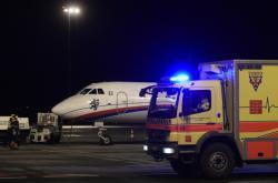 Letadlo s Čechy z Wu-Chanu přistálo v Ruzyni